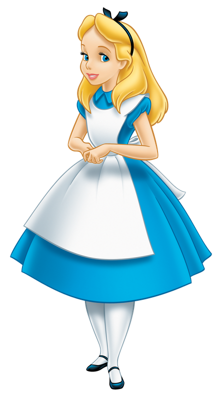 Alice In Wonderland Dress - Jkwdesigns