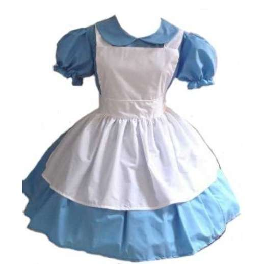 Alice In Wonderland Dress | ...somewhere Between The Stitches...