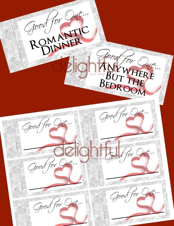Naught and Nice Coupon Book 2